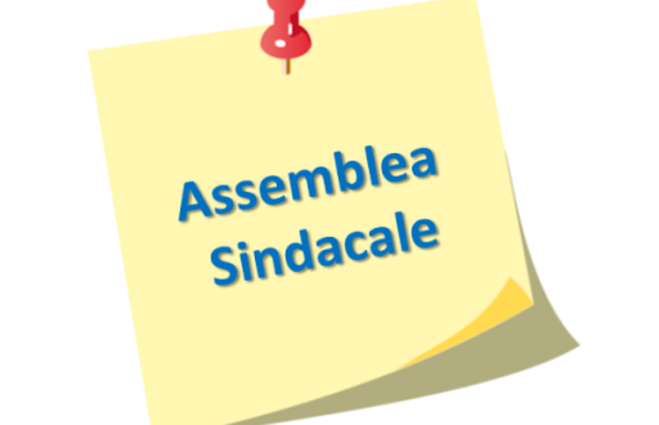 Avviso n. 467 - Assemblea Sindacale ANIEF -  Pers. docente -