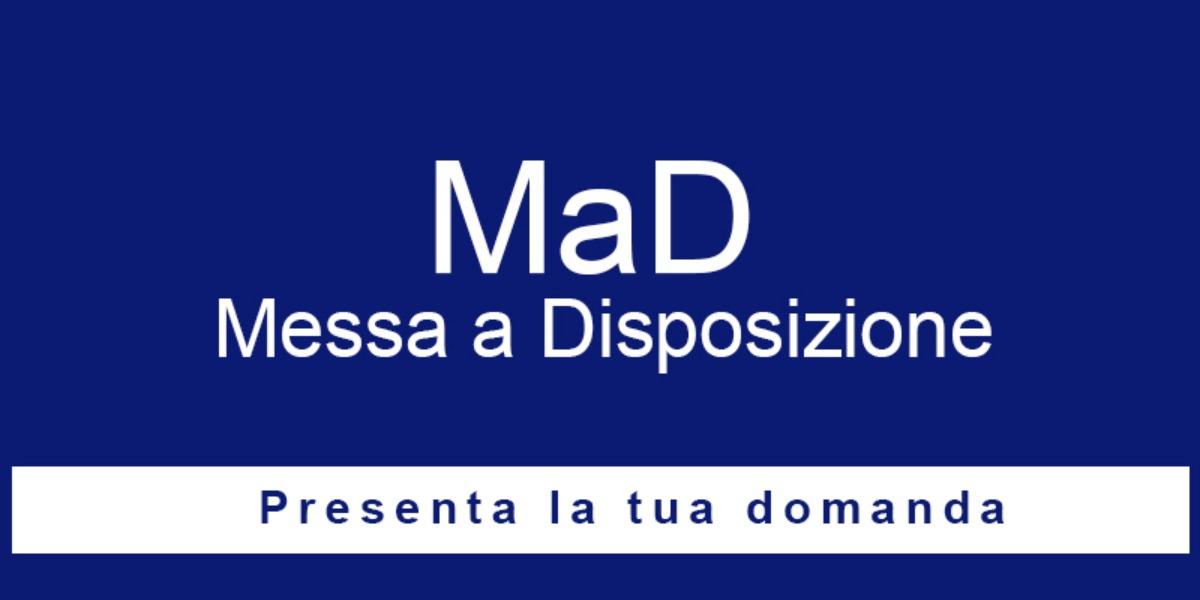 Avviso n. 265 - Scadenza MAD 2019/2020