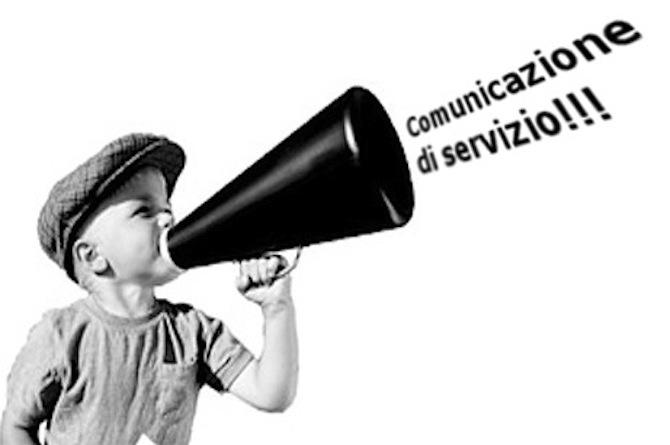 Comunicazione gestione scioperi
